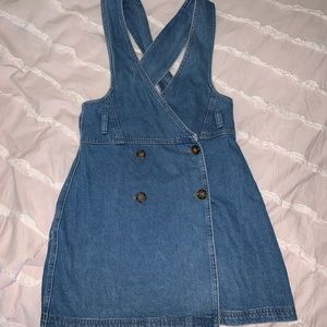BDG Urban Outfitters Jean Dress